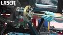 5648 Laser Tools Hub Puller Press Kit Adaptor Force Screws