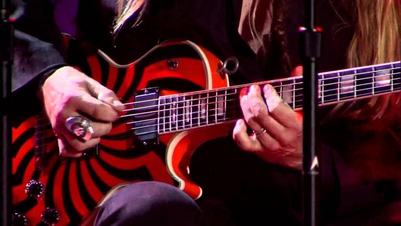 Zakk Wylde TRIBUTE TO LES PAUL Live From The Ryman Nashville Tennesee 2009