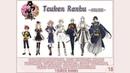 Taiyou no Matsuri 2019 Touken Ranbu - Sadamune, Aizen, Midare, Tsurumaru, Gotou, Ichigo, Mikazuki