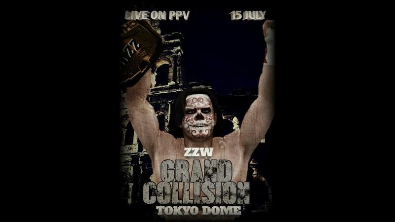 ZZW Grand Collision in TOKYO DOME