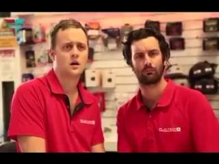 Обслуживание красивых девушек глазами продавцов (VHS Video)