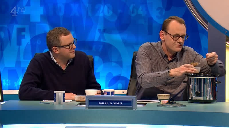 8 out of 10 Cats does Countdown 7x05 (05.06.2015)