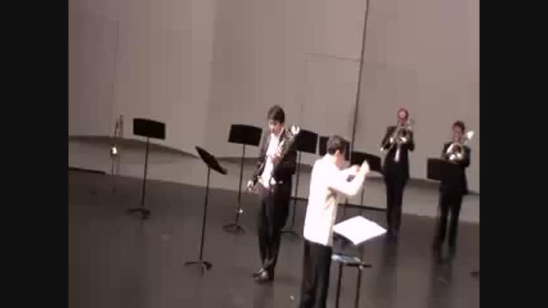 S.Verhelst - Capriccio (bass trombone)