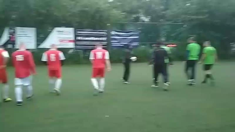 Динамо - Автодороги 1-й тайм