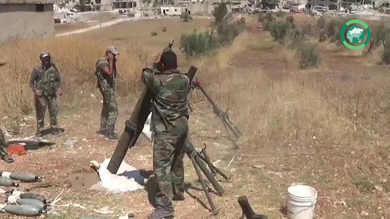 Сирийская армия нанесла удары по линиям снабжения террористов в Идлибе