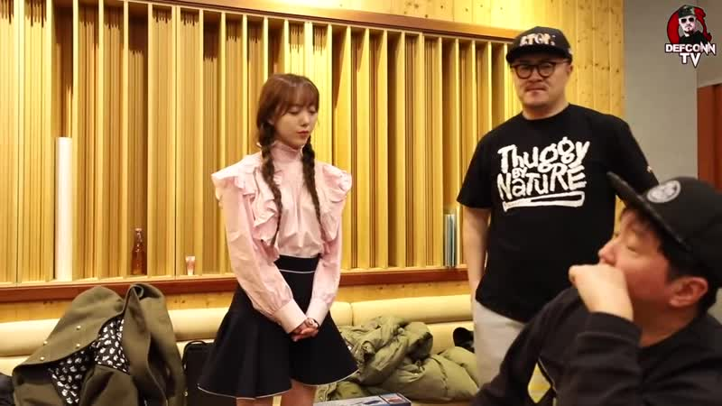 190325 KEI Cant Live Without You Making video Defconn TV