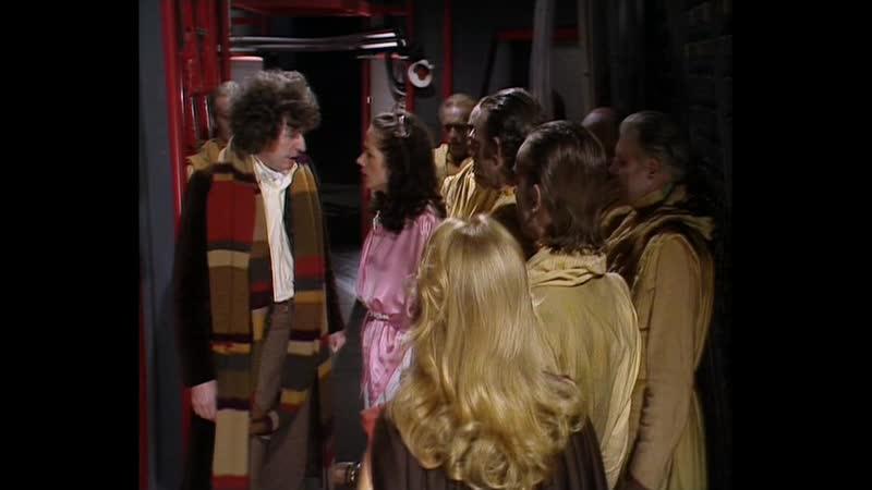Классический Доктор кто, 16 сезон, Пиратская планета, часть четвертая (MVO RedDiamond Studio)
