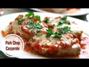 Tomato and Cheese Pork Chops Simple and Delicious