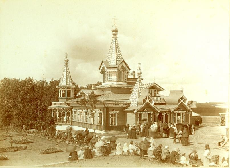 Деревянные здания старой Вятки. 7 утраченных шедевров архитектуры., изображение №10