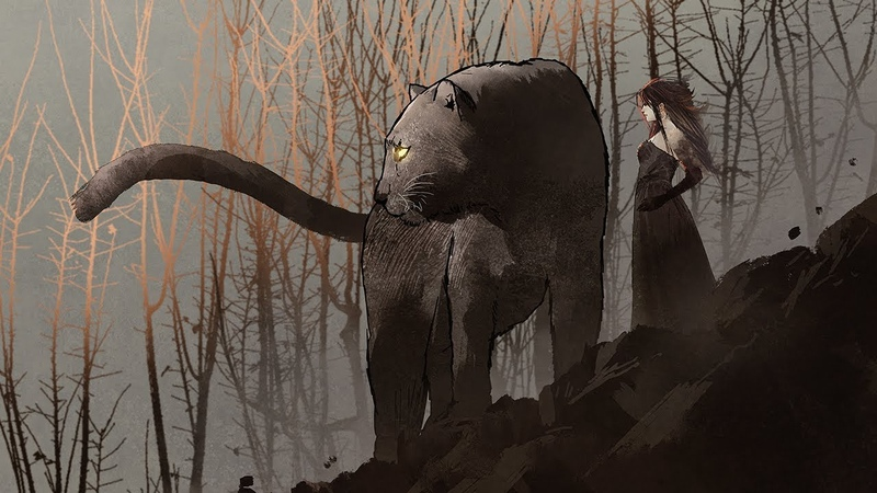 Dark Epic Music Witch Wicca by Glen Gabriel