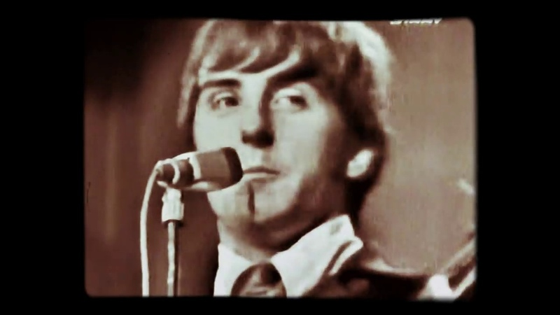 The Moody Blues Danny Laine Life's not life more medley Original Live Footage 1966
