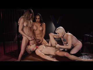 Lena kelly, jessica fox, casey kisses, sherman maus - the transangels motorcycle club
