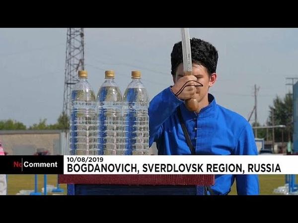 Russia a Bogdanovich le Olimpiadi cosacche