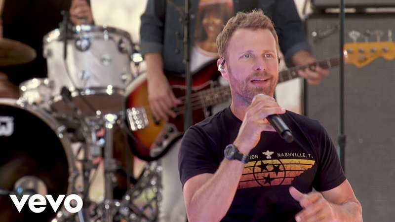 Dierks Bentley Somewhere On A Beach Live From The Today Show