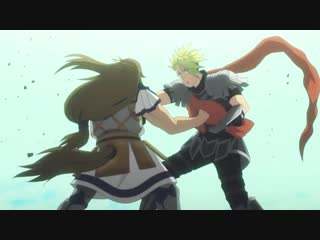 Fate_Apocrypha Ep 21 - Achilles VS Chiron Final Fight