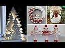 Decoração de Natal DIY! Fácil rápido DIY Natal PAP