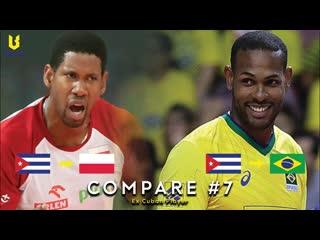 Leon v leal ex cuban player compare #7