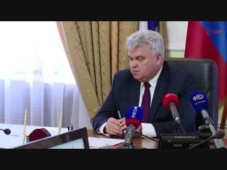 Мэр Саранска провёл приём граждан