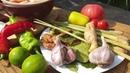 Том ям кунг и Тұзға Оралған балық (рыба в соли) Орыс готовит. Пошаговый рецепт