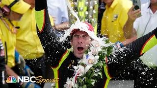 Simon Pagenaud wins Indianapolis 500 | Indy 500 | Motorsports on NBC