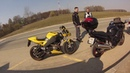 BUELL DROZD and SiBihA SPRING FU*KEN RIDE