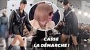 À la Fashion Week de Paris, le mannequin Leon Dame a fait rire Anna Wintour