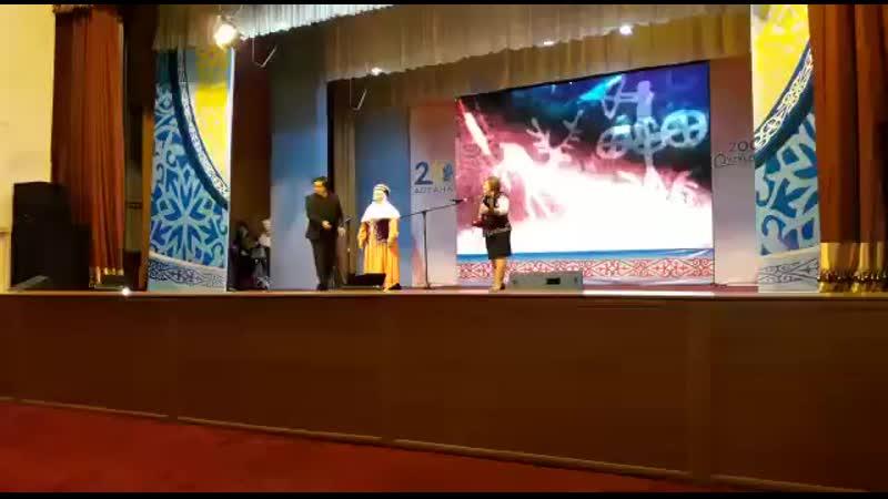 Асыл ана ансамблі Жалағаш ауданы М.Шəменов ауылы(1).mp4