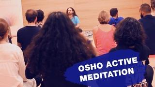 OSHO ACTIVE MEDITATIONS / OSHO KUNDALINI MEDITATION
