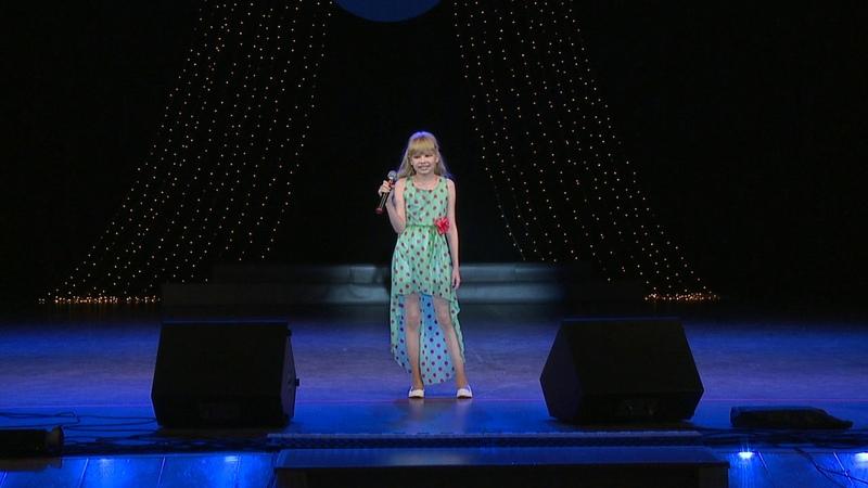 Номинация *Эстрадный вокал от 10 до 12 лет* 2.ноября Созвездие талантов 2016