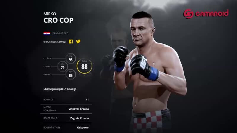 Обзор UFC2