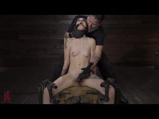 Rosalyn sphinx - fresh meat rosalyn sphinx [bdsm, bondage, fingering, vibrator, flogging, zapper, nipple clamps, caning, electri