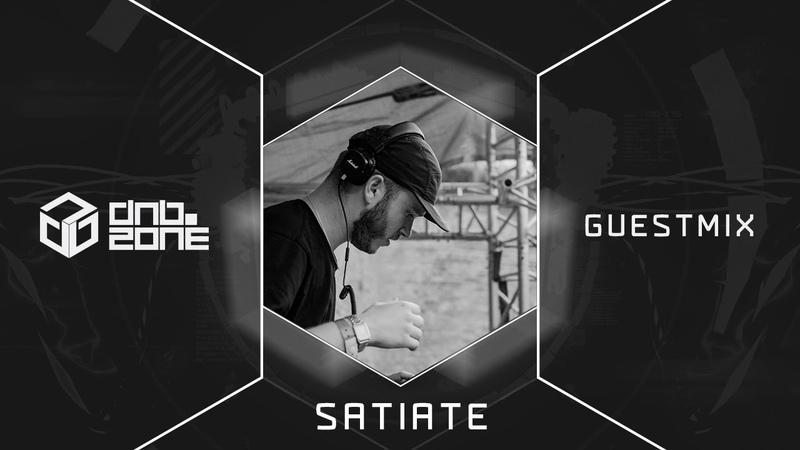 Dnb.zone Guest Mix 8 - Satiate