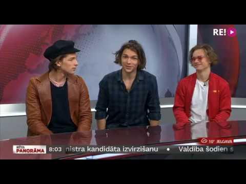 "Carnival Youth"" izsludina albuma Good Luck"" Latvijas tūri"