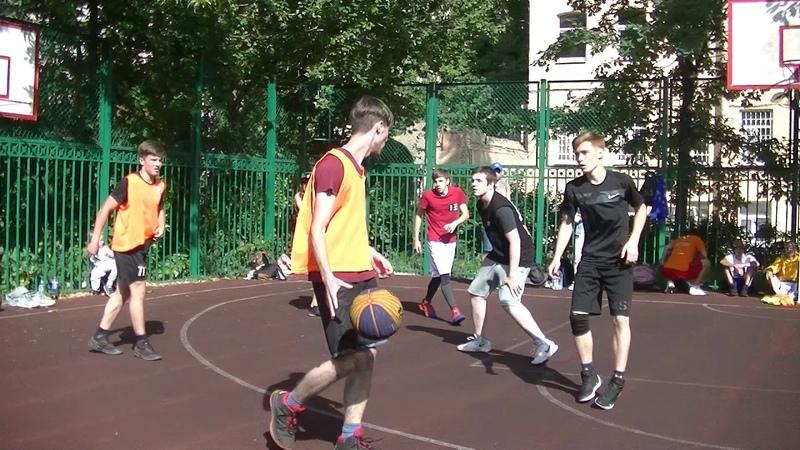 Teiko ЕШ Стритбол в борьбе с терроризмом 2019