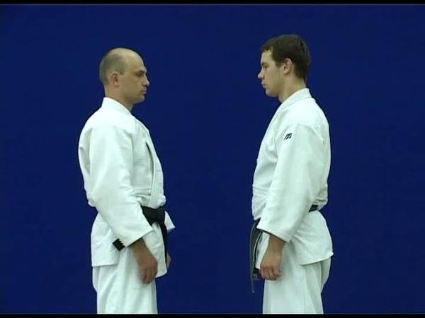 1 КЮ Katame waza ude hishigi te gatame judo 1 kyu