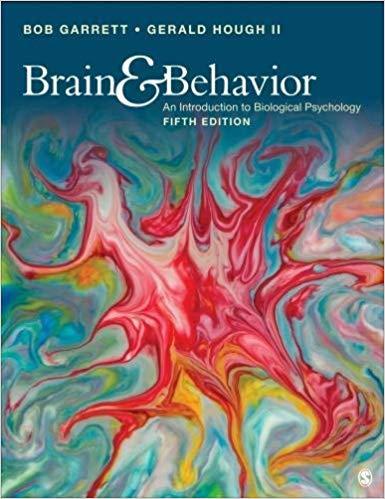 Brain and Behavior 5e