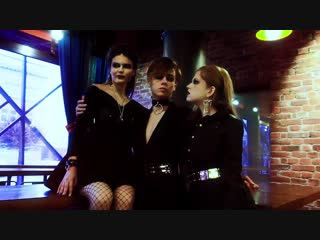 Roma, kira & galya for black bear. fashion video