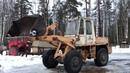Фронтальный погрузчик Амкодор ТО-30