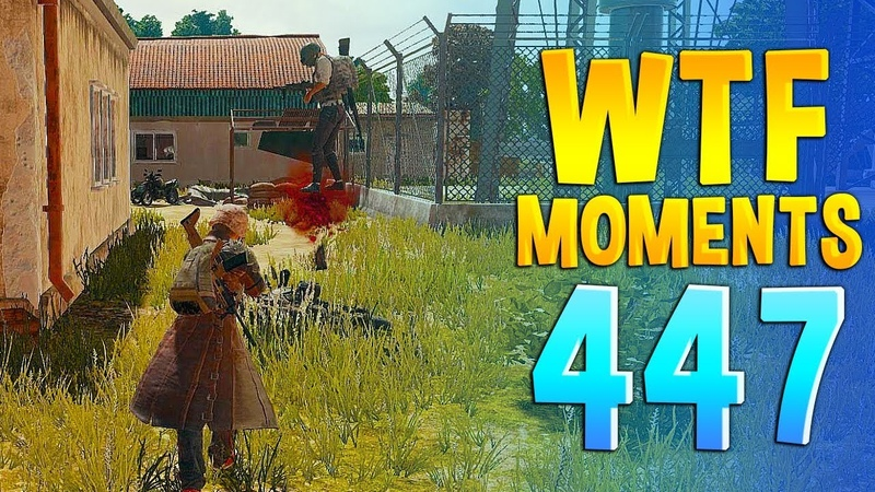 PUBG Daily Funny WTF Moments Highlights Ep 447