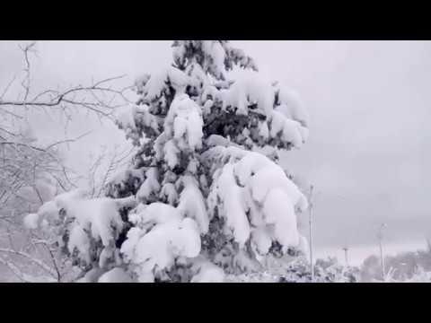 Крымская зима. Керченский полуостров. Керчь.