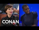 Nicolette Cuarón Amelia Rice On Women Kicking Ass In The Avengers Universe - CONAN on TBS