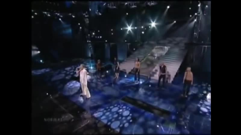 Евровидение 2001 - Финал - Eurovision Song Contest 2001