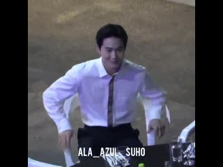190809 #suho_video #exo #suho #junmyeon jecheon international music and film festival