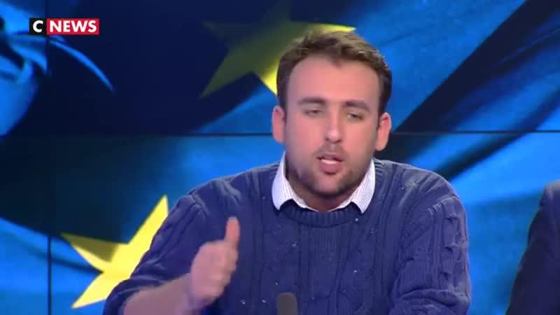 💥Un gilet jaune s'attaque à Bernard-Henri Lévy