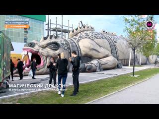 Мегаполис - магический дракон - нижневартовск