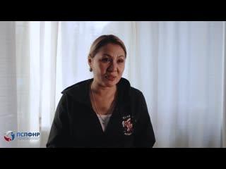 Интервью о первом объекте Жилищной программы в Калмыкии