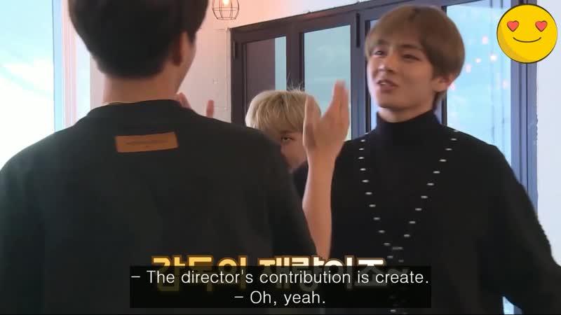 Director contribution (run bts ep 74)