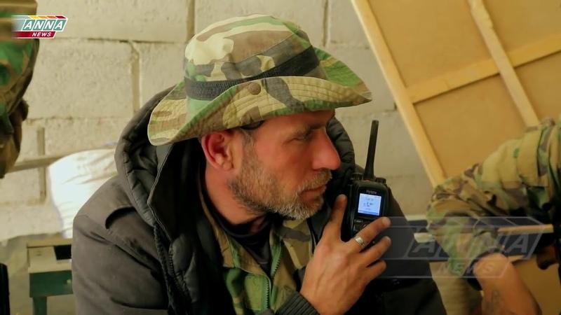 Syria Eastern Ghouta On the outskirts of Kafr Batnа Восточная Гута Окраины Кафр Батны