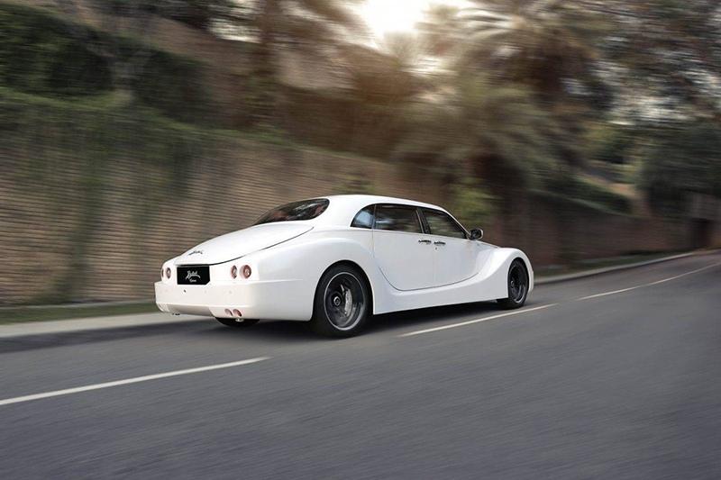 Богатые люди должны отказаться от Mercedes в пользу Bufori, изображение №10