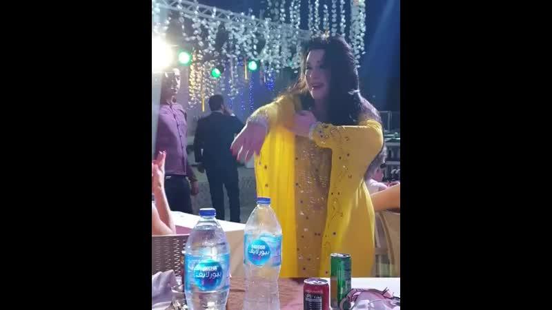 Nour show in Shisha party Cairo Khan festival 2019